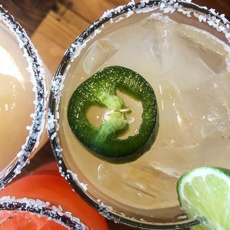 Jalapeño Honey Margarita