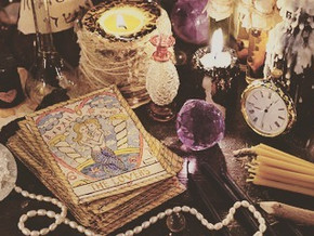 Witchcraft Tools for the New Witch: Tarot