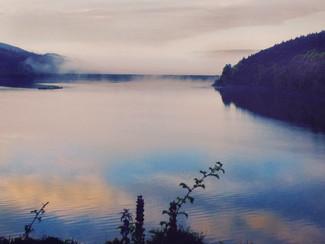 Autumn morning...... Ladybower