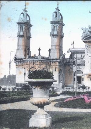 Le casino Municipal au début du 20e siècle
