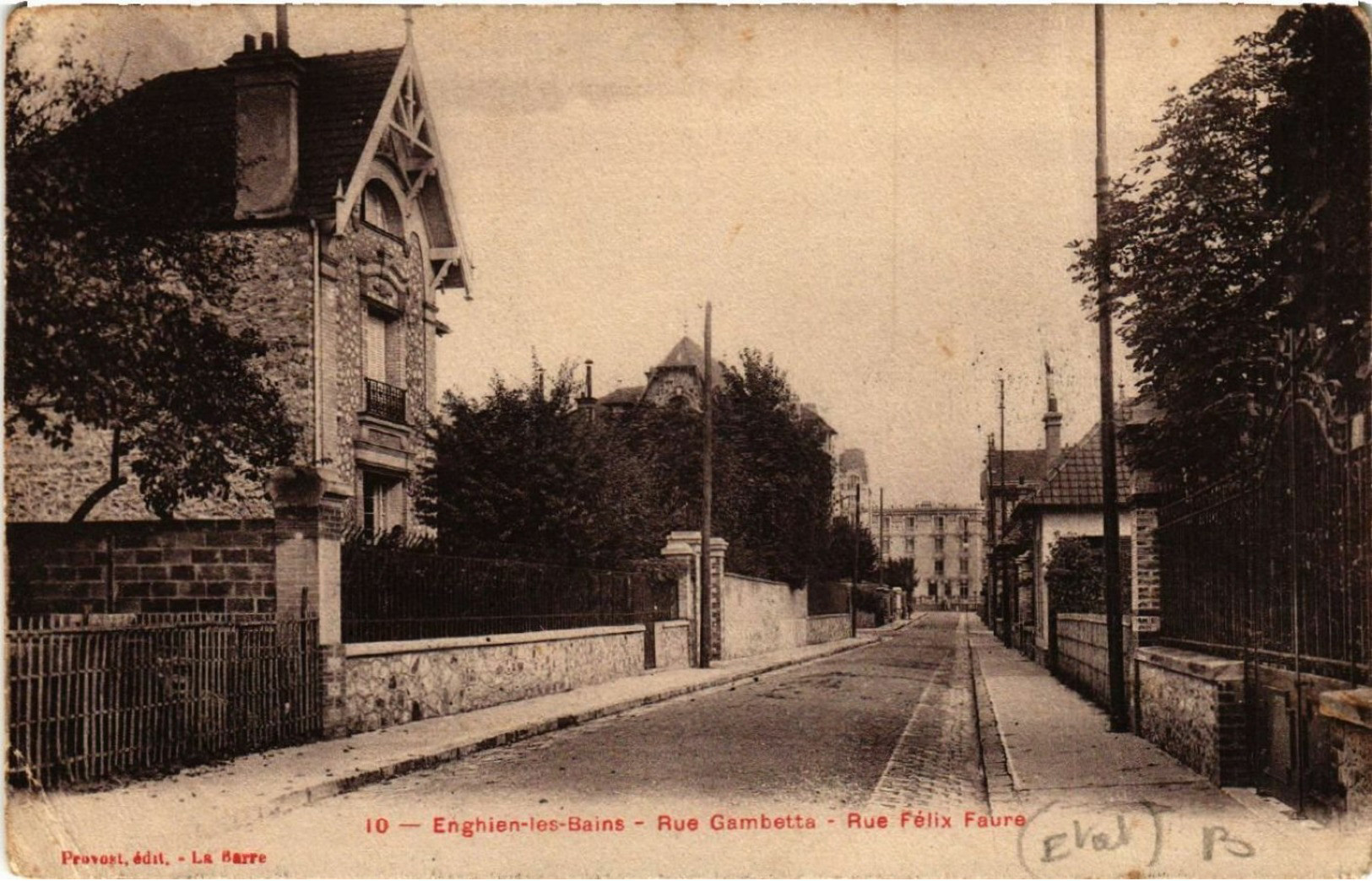 Rue Felix Fore