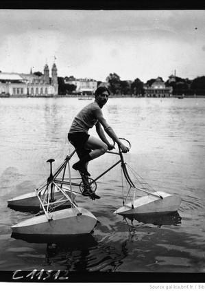 Concours de cycles nautiques