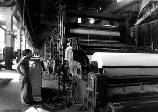 Machine de bobinage, 1961.