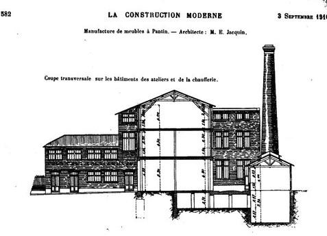 © CAUE 93 - Département de la Seine-Saint-Denis