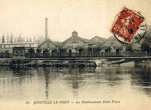 Vue depuis la Marne