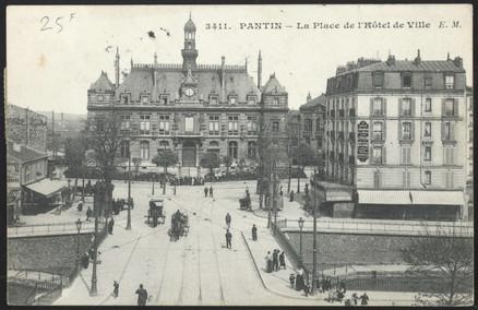@ Archives départementales de la Seine-Saint-Denis.  Droits réservés : éditions Malcuit