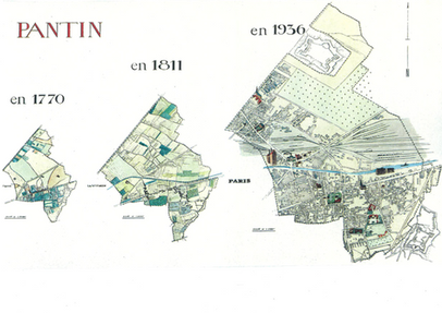 @ Archives municipales de Pantin