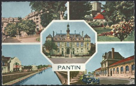 @ Archives départementales de la Seine-Saint-Denis.  Droits réservés : éditions Raymon