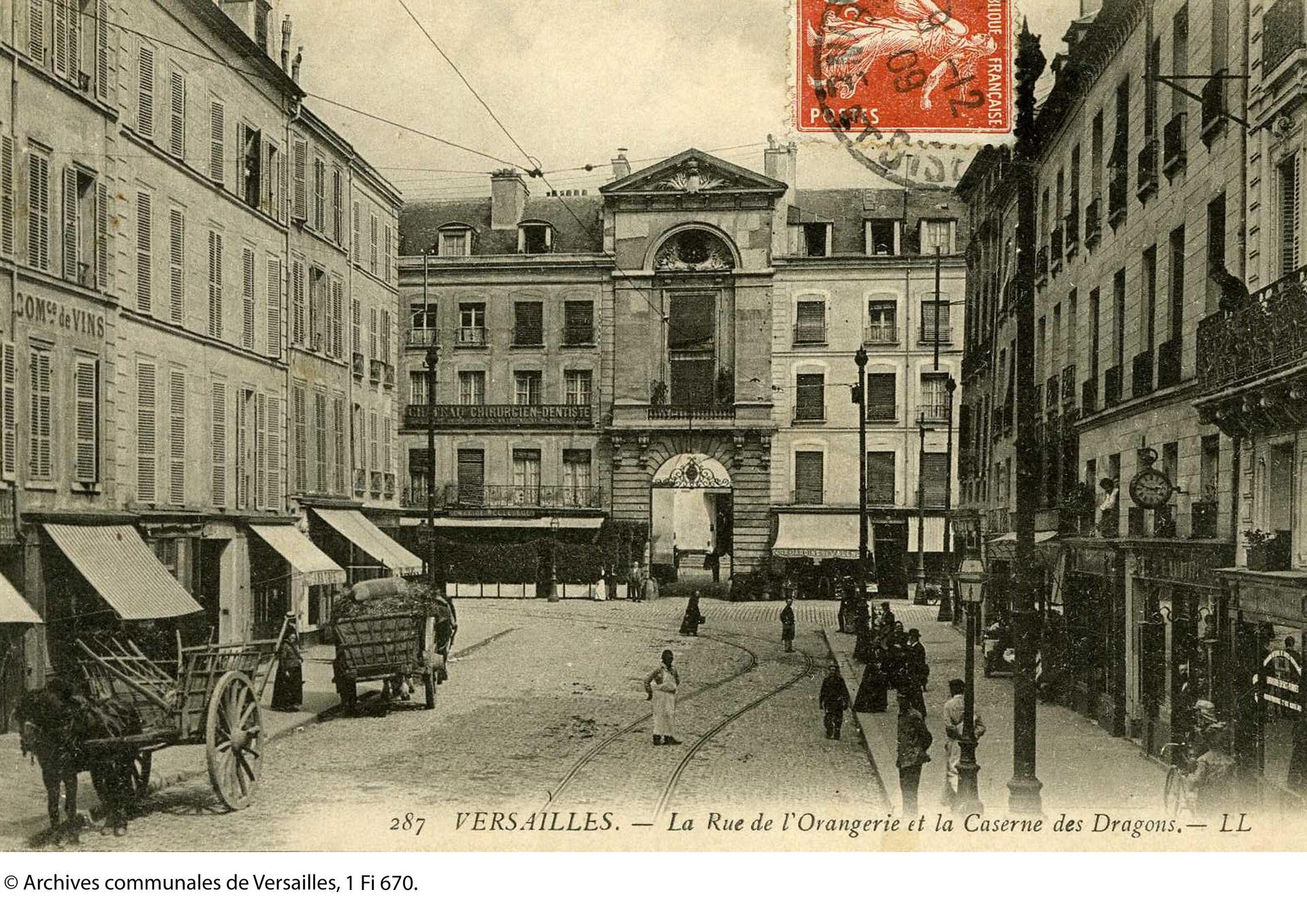 Archives communales de Versailles