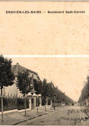 Boulevard Sadi Carnot