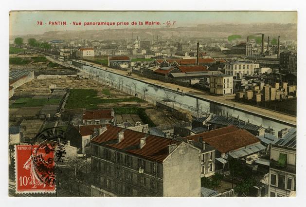 @ Archives départementales de la Seine-Saint-Denis.  Droits réservés : éditions Germain fils