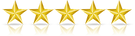 Crown Cleaning Service - Five Stars.png