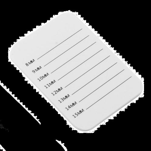 Lash plate - liten