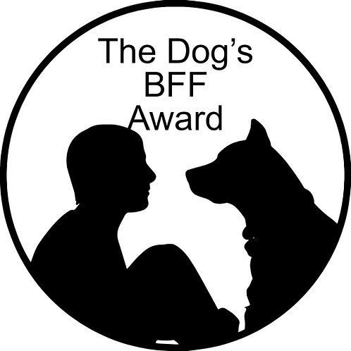 The Dog's BFF Award