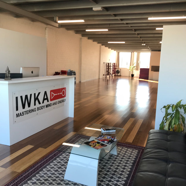 reception area of iwka sydney