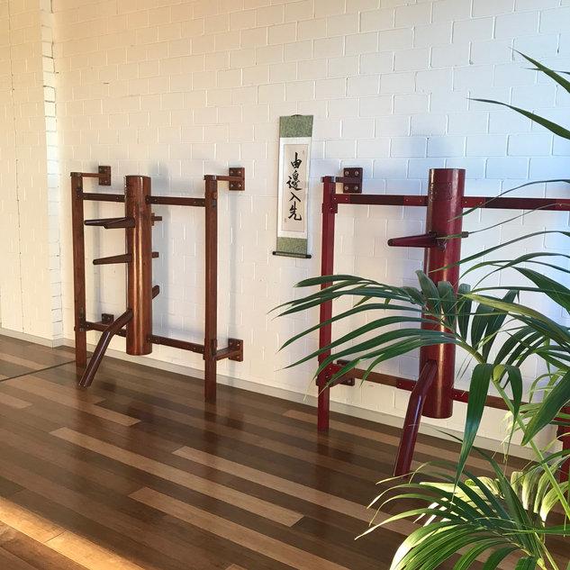 wooden dummy IWKA sydney