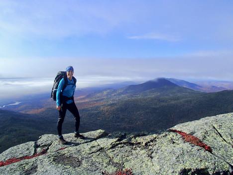 Le début de l'automne: un temps pour la randonnée et la réflexion