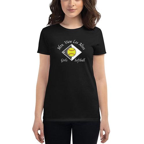 MVLAGS - Women's Fashion Fit Short Sleeve T-shirt