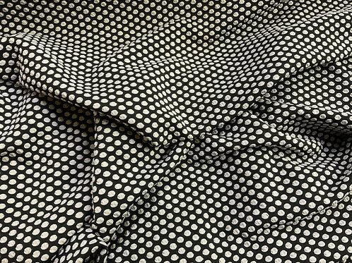 Black/Grey Dimplespot Jersey