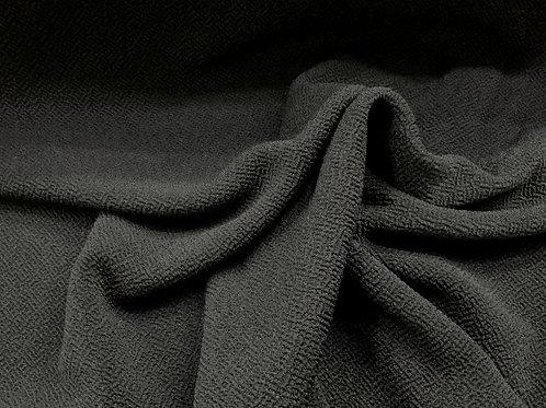 Black 'Pave' soft Jersey