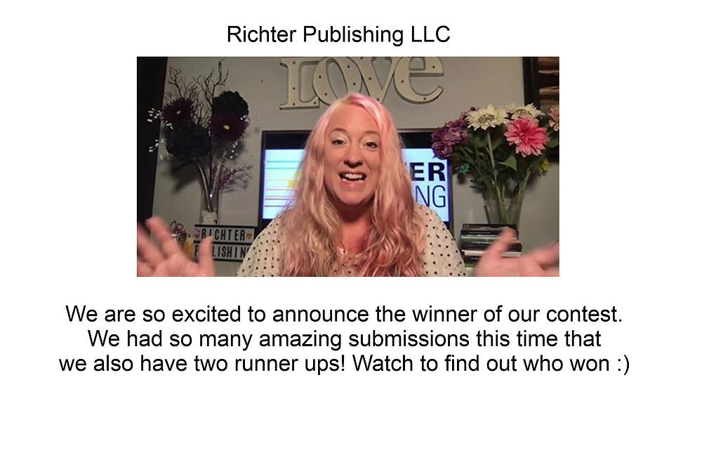 Tara Richter of Richter Publishing LLC