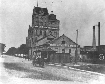 Ybor City Ice Works - Tampa, Florida