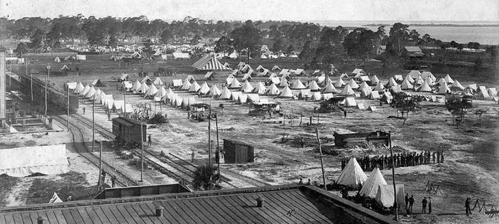 Fort Brooke - Tampa, Florida
