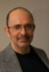 Photograph of the author Enrique A. Cordero.