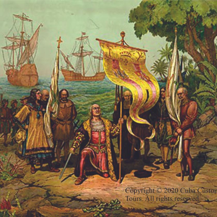 Spanish explorer make landfall in the State of Florida.