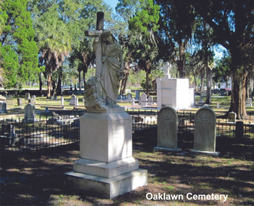 Elaborate headstones - short article by Enrique A Cordero on aboveground archeology.
