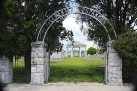 Centro Español Cemetery