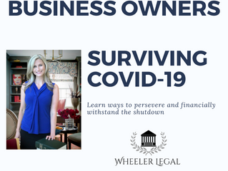 Surviving Covid-19: 4 strategies to help small businesses survive