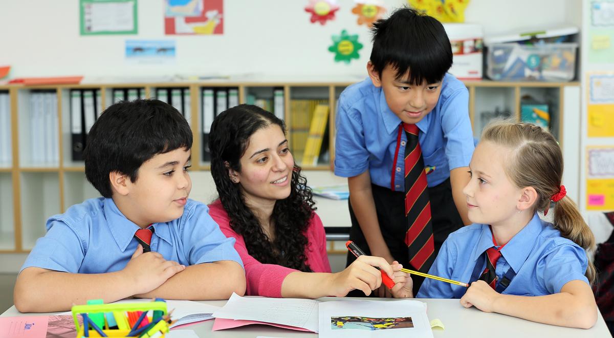 Gems International_The School Show
