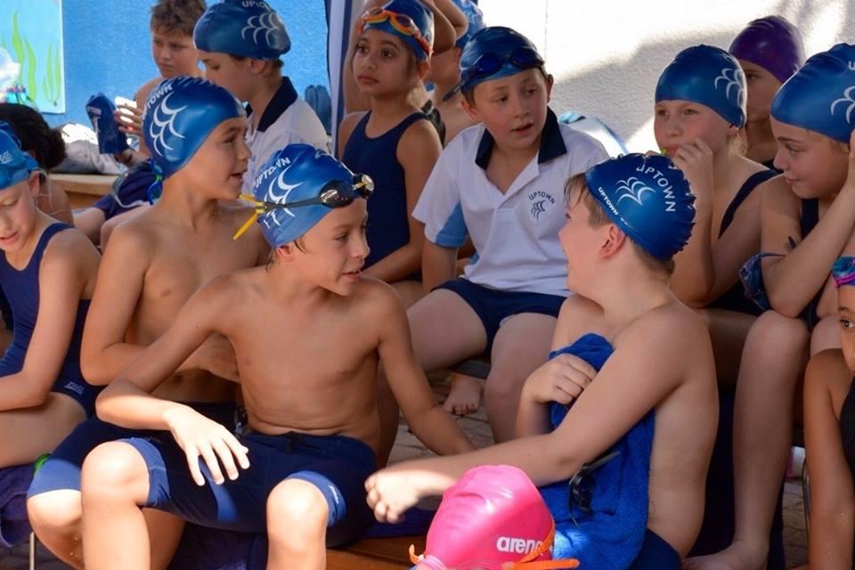 Uptown Swim Squad