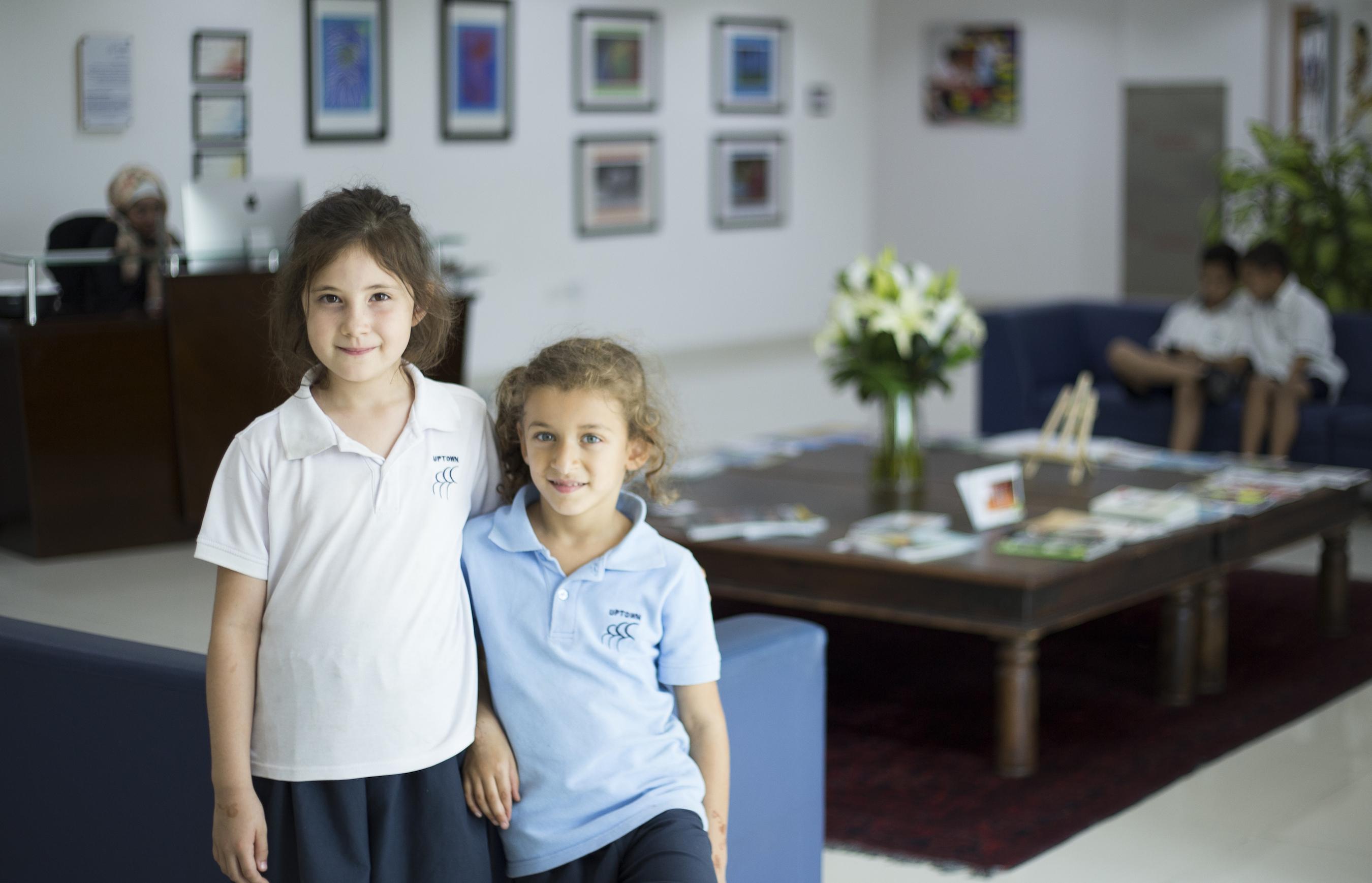 Uptwon School Kids