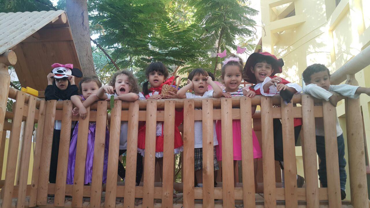 Kipina Nursery The School Show