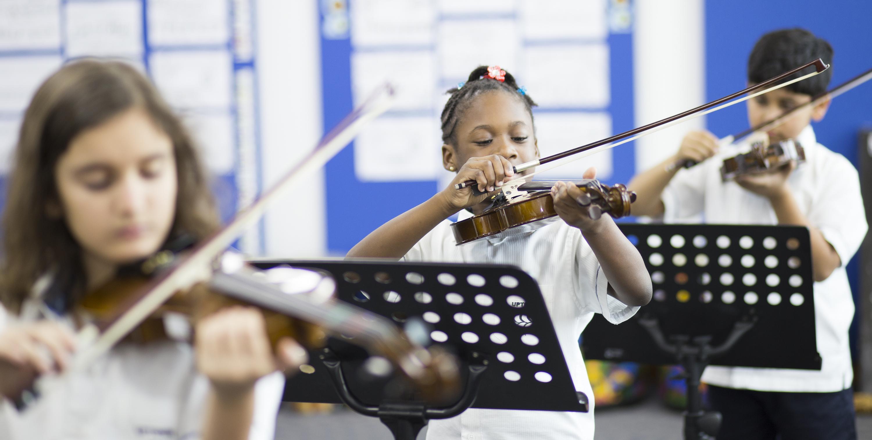 Uptown School Music