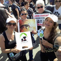 We want Animal Rights!