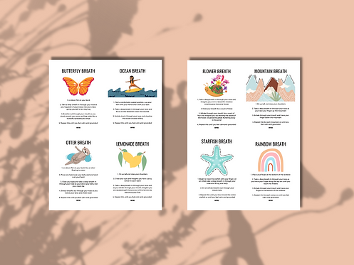 IMYOGI breathing deck (digital download)