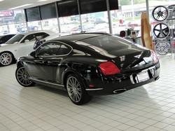 2008 Bentley Continental GT SPEED CO