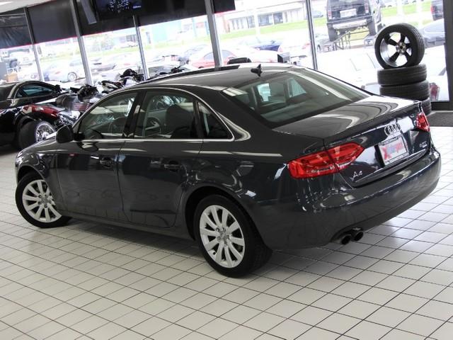 2009 Audi A4 2.0T Prem Plus Quattro