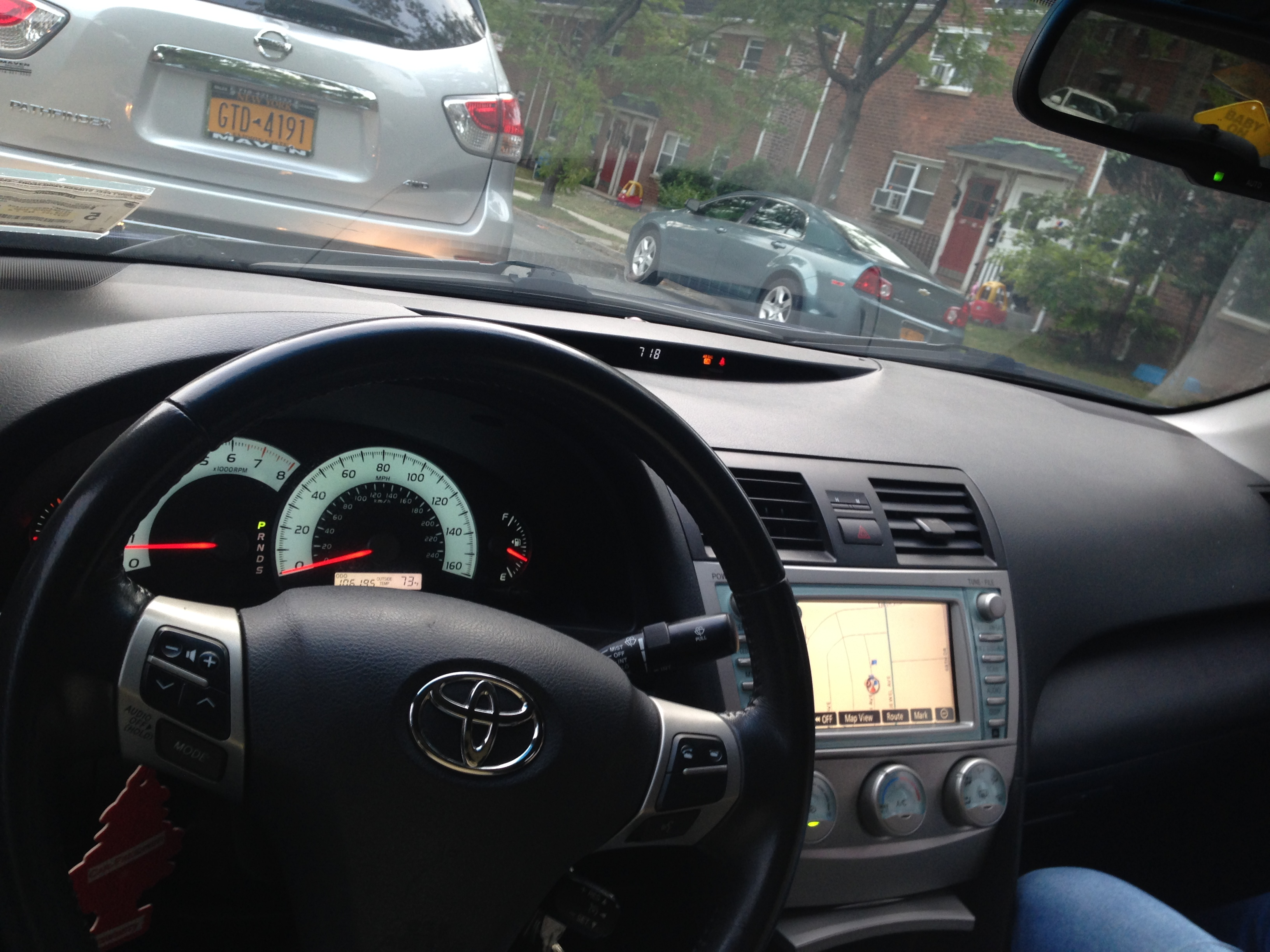 2008 Camry SE with Navigation