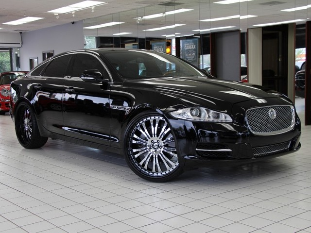 2011 Jaguar XJ Supercharged