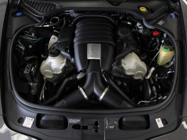 2011 Porsche Panamera 4