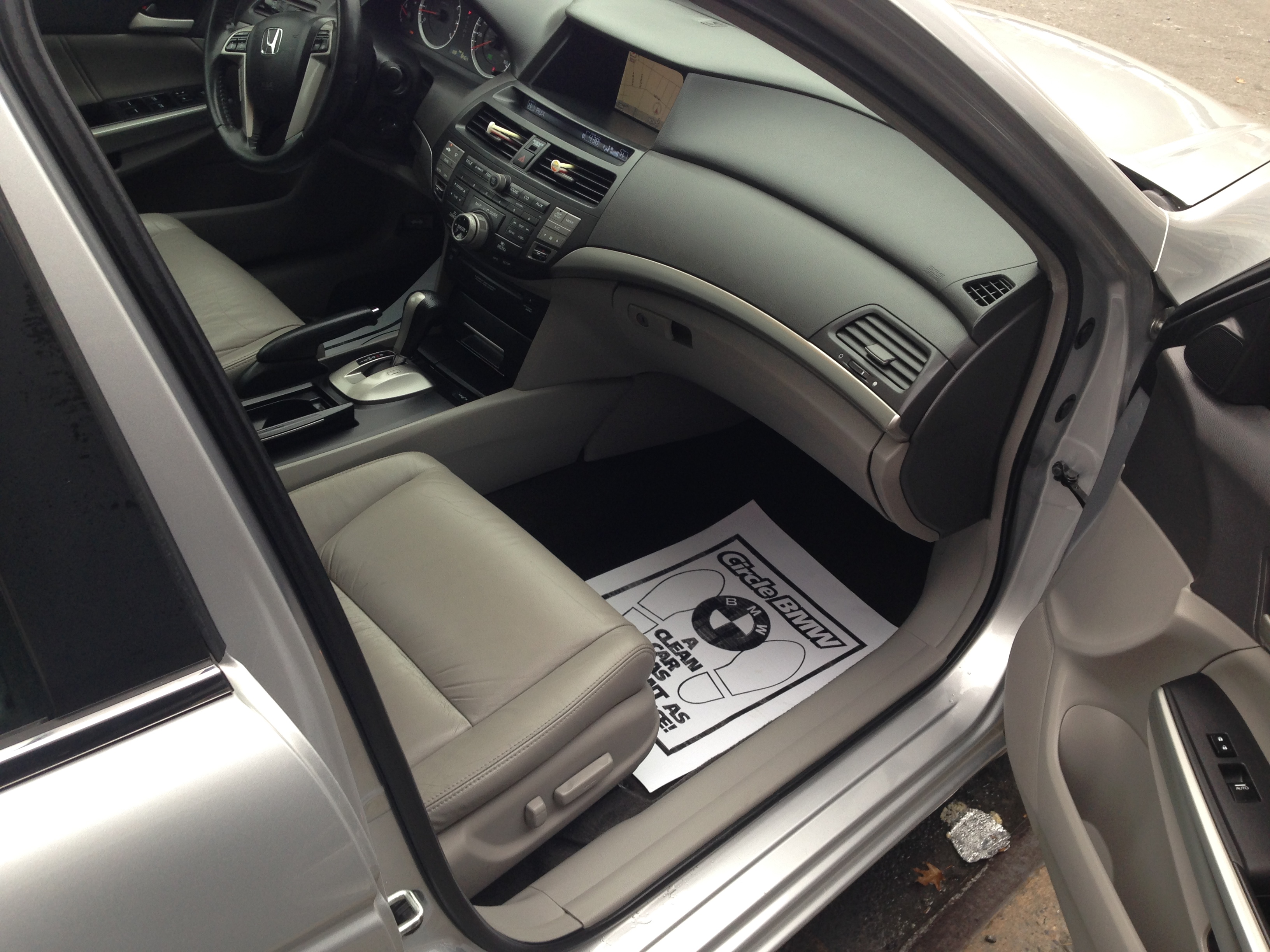2008 Accord EX-L With Navigation