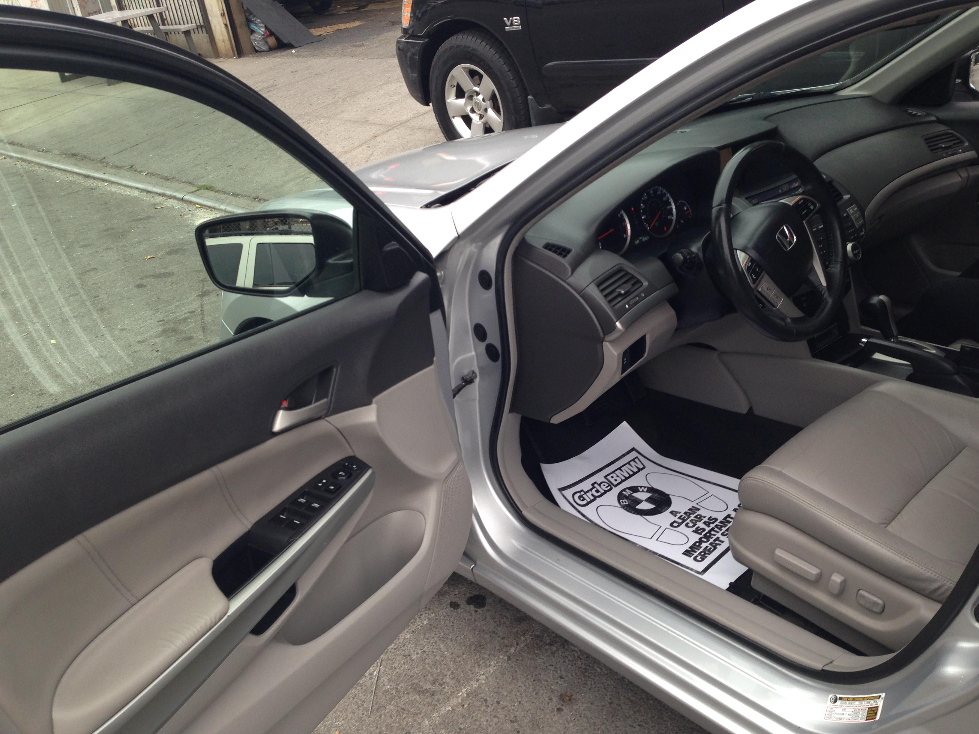 2008 Accord EXL V6 Navigation