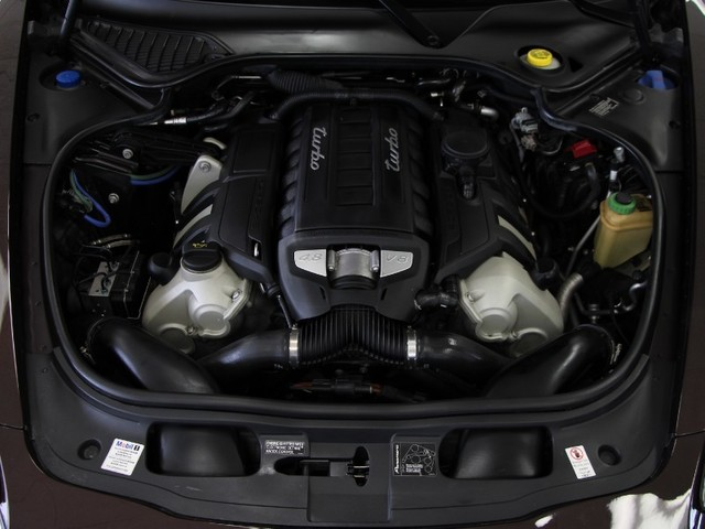 2010 Porsche Panamera Turbo 24