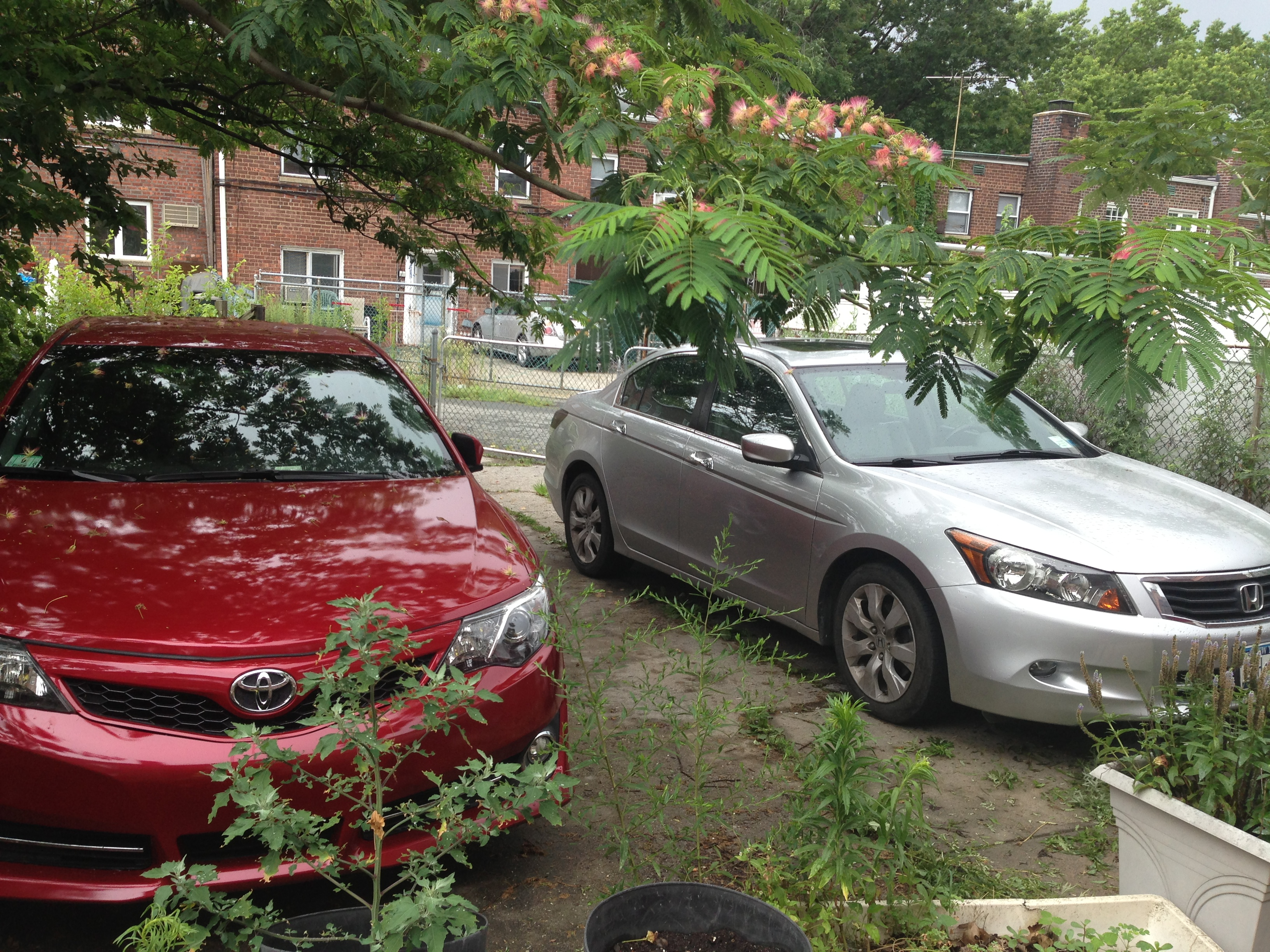 08 Accord EXL and 2012 Camry SE