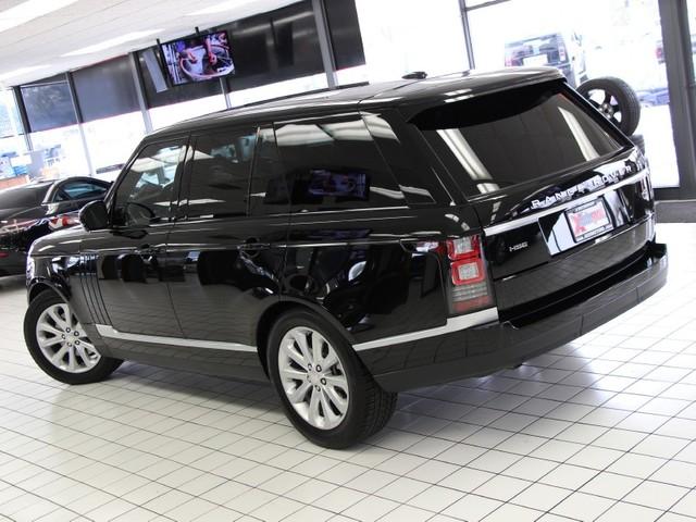 2014 Land Rover Range Rover HSE V6