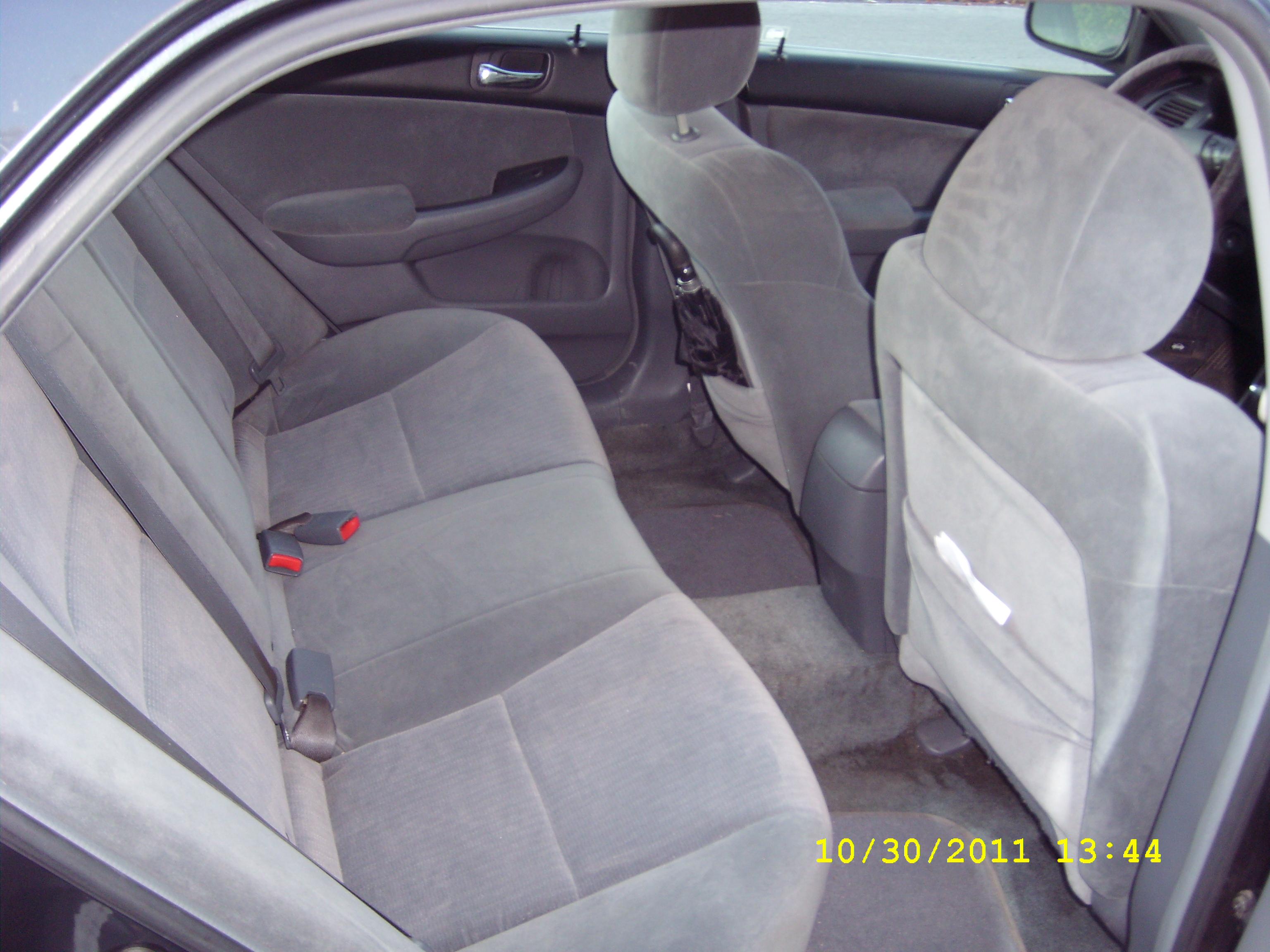 2005 Accord LX